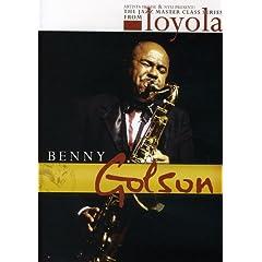 Benny Golson: The Jazz Master Class Series from NYU