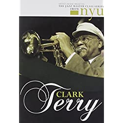Clark Terry: The Jazz Master Class Series from NYU