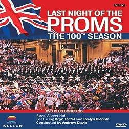 Last Night Of The Proms / Bryn Terfel, Evelyn Glennie, BBC Symphony Orchestra, Andrew Davis