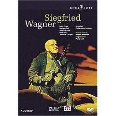 Wagner - Siegfried / Heinz Kruse, Graham Clark, John Brocheler, Jeannine Altmeyer, Henk Smit, Hartmut Haenchen, Het Muziektheater Amsterdam, Opus Arte