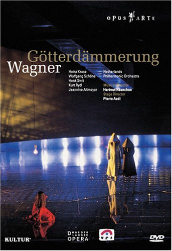 Wagner - Gotterdammerung / Jeannine Altmeyer, Heinz Kruse, Kurt Rydl, Wolfgang Schone, Henk Smit, Hartmut Haenchen, Het Muziektheater Amsterdam, Opus Arte