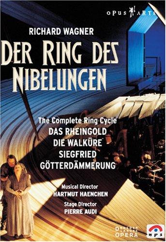 Der Ring des Nibelungen / John Brocheler, Graham Clark, Chris Merritt, Henk Smit, Reinhild Runkel, Albert Bonnema, Hartmut Haenchen, Het Muziektheater Amsterdam, Opus Arte