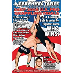 Grapplers Quest &#34;2007-2008 U.S. Pro Grappling Trials&#34;