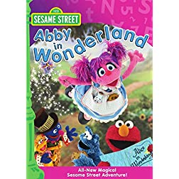Sesame Street: Abby in Wonderland