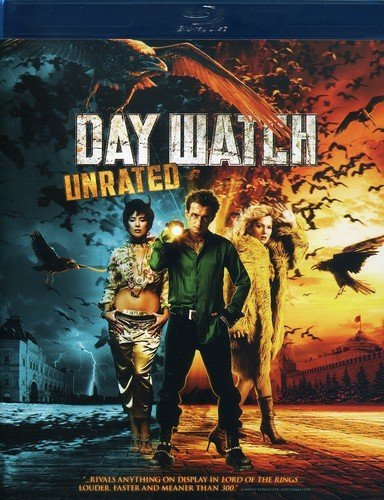 Day Watch (Unrated) [Blu-ray]