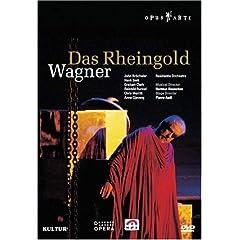Wagner - Das Rheingold / John Brocheler, Graham Clark, Chris Merritt, Henk Smit, Reinhild Runkel, Albert Bonnema, Hartmut Haenchen, Het Muziektheater Amsterdam, Opus Arte