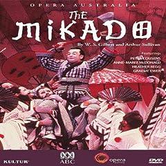 The Mikado- Gilbert And Sullivan / Australian Opera