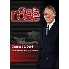 Charlie Rose (October 30, 2008)