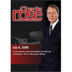 Charlie Rose (July 8, 2008)