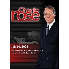 Charlie Rose (July 16, 2008)