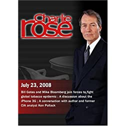 Charlie Rose (July 23, 2008)