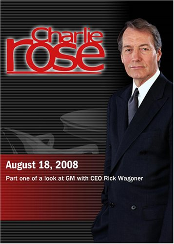 Charlie Rose (August 18, 2008)
