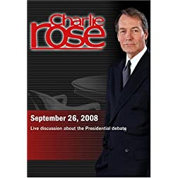 Charlie Rose (September 26, 2008)