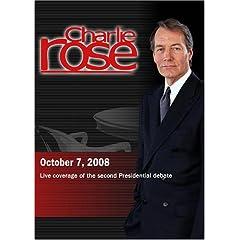 Charlie Rose (October 7, 2008)