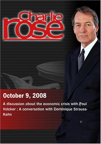 Charlie Rose (October 9, 2008)