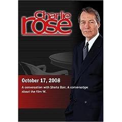 Charlie Rose (October 17, 2008)
