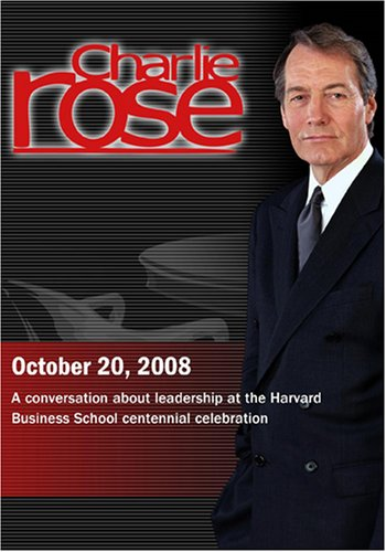 Charlie Rose (October 20, 2008)