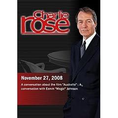 Charlie Rose (November 27, 2008)