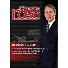 Charlie Rose (December 12, 2008)