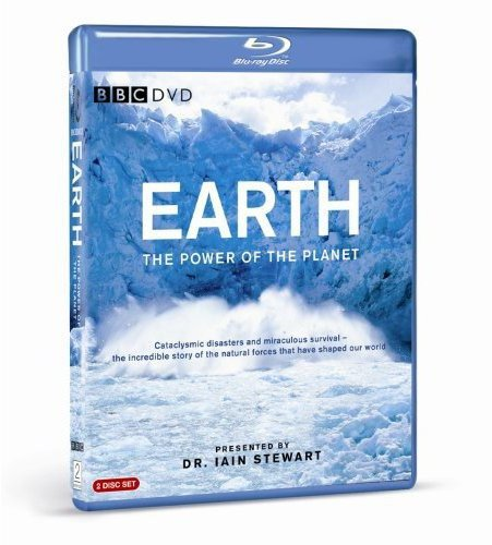Earth the Power of the Planet [Blu-ray]