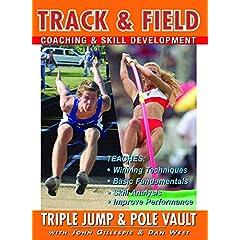 Track & Field: Triple Jump & Pole Vault