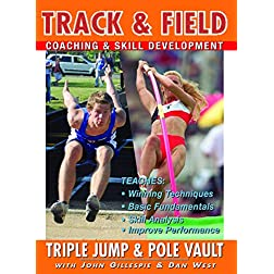 Track & Field: Triple Jump & Pole Vault