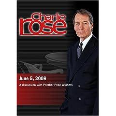 Charlie Rose (June 5, 2008)Charlie Rose - Pritzker Prize Winners  (June 5, 2008)