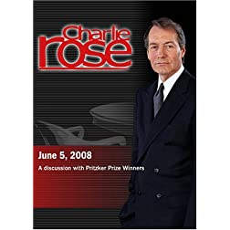 Charlie Rose (June 5, 2008)Charlie Rose - Pritzker Prize Winners  (June 5, 2008)