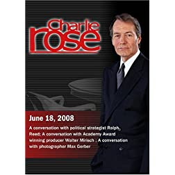 Charlie Rose (June 18, 2008)