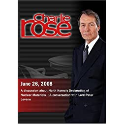 Charlie Rose (June 26, 2008)