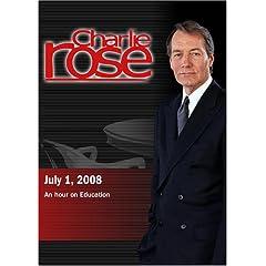 Charlie Rose (July 1, 2008)
