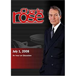 Charlie Rose (July 1, 2008)