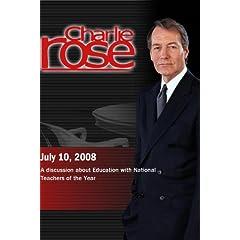 Charlie Rose (July 10, 2008)