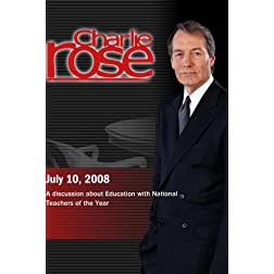 Charlie Rose (July 10, 2008)