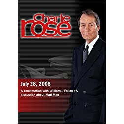 Charlie Rose (July 28, 2008)