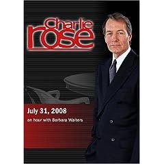 Charlie Rose (July 31, 2008)