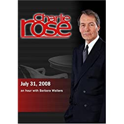Charlie Rose (July 31, 2008)