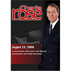 Charlie Rose (August 13, 2008)