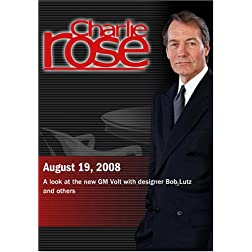 Charlie Rose (August 19, 2008)