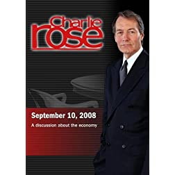 Charlie Rose - Robert Rubin and Lawrence Summers (September 10, 2008)