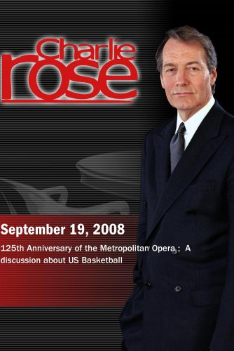 Charlie Rose (September 19, 2008)