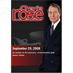 Charlie Rose (September 29, 2008)