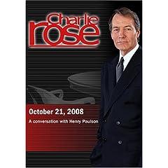Charlie Rose (October 21, 2008)