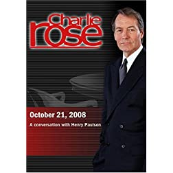 Charlie Rose (October 21, 2008)
