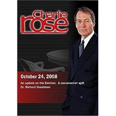 Charlie Rose (October 24, 2008)