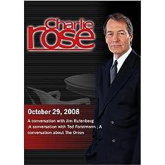 Charlie Rose (October 29, 2008)