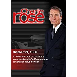 Charlie Rose (October 29, 2008)