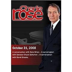 Charlie Rose (October 31, 2008)