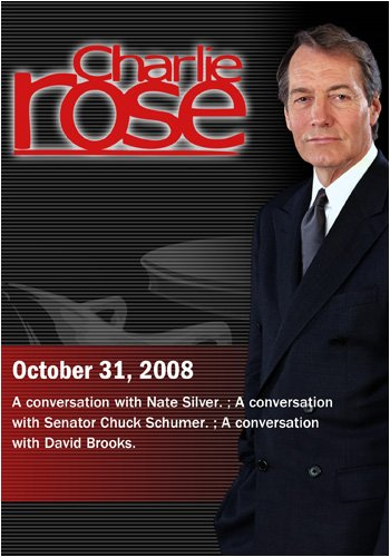 Charlie Rose (October 31, 2008)