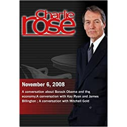 Charlie Rose (November 6, 2008)